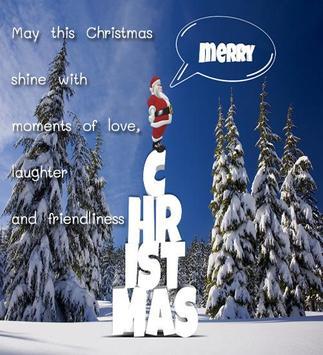 คำอวยพรวันคริสต์มาส ใหม่ล่าสุด screenshot 1