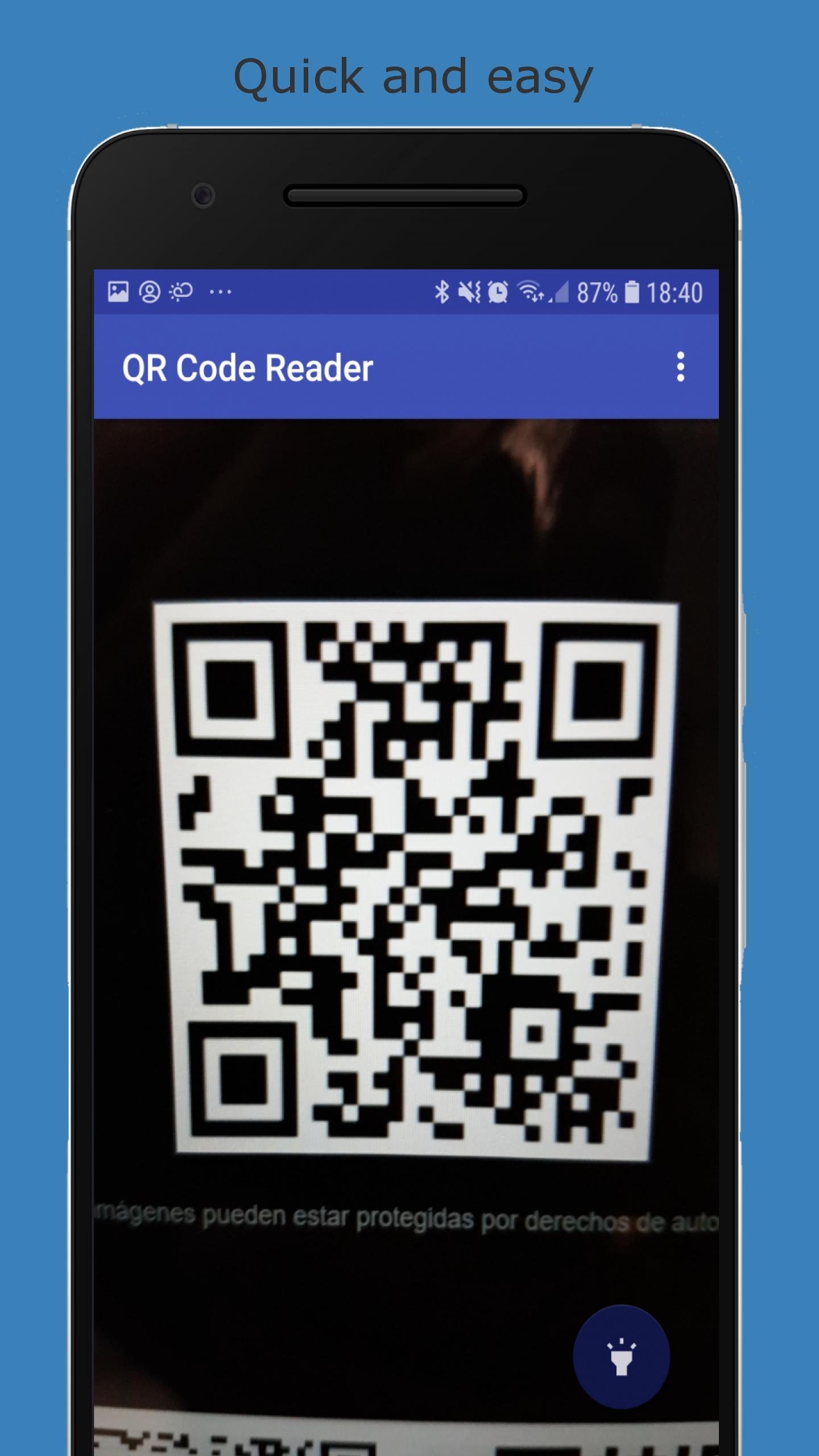 QR Code Reader Free (QR Scanner ) 2