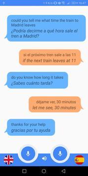 Afrikaans English Translator screenshot 1
