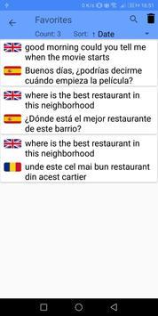 Afrikaans English Translator screenshot 6