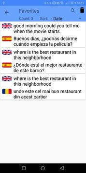 Georgian English Translator screenshot 6