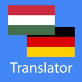 Hungarian German Translator icon