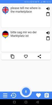 German Norwegian Translator poster