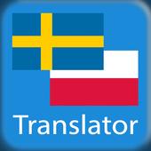Swedish Polish Translator icon