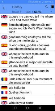 Swedish Polish Translator screenshot 5