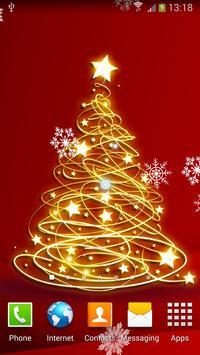 3D Christmas Tree Wallpaper screenshot 2