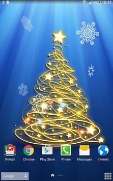 3D Christmas Tree Wallpaper screenshot 6