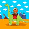 Dinosaur Puzzles for Kids biểu tượng