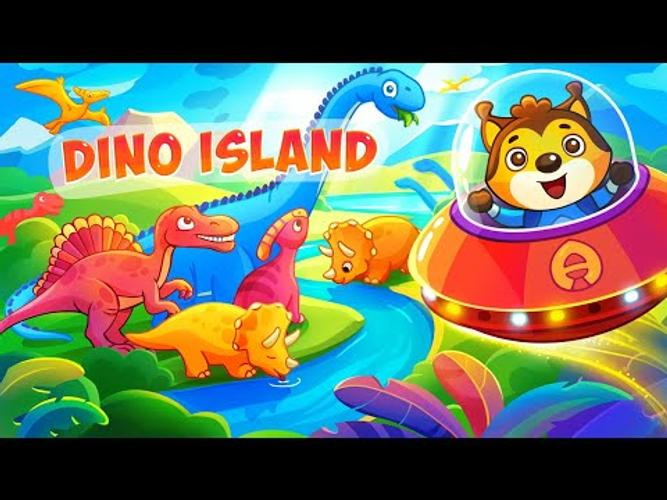 Dinosaur games for kids and toddlers 2 4 years old APK 1.5.2 ...