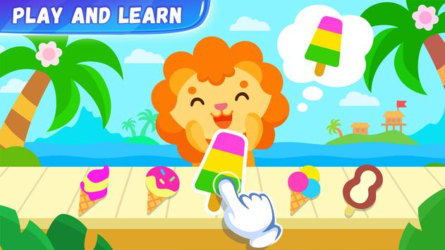 Educational games for kids & toddlers 3 years old screenshot 2