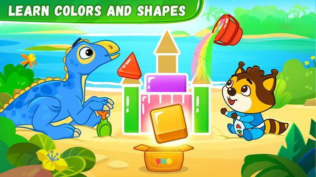 Educational games for kids & toddlers 3 years old screenshot 3