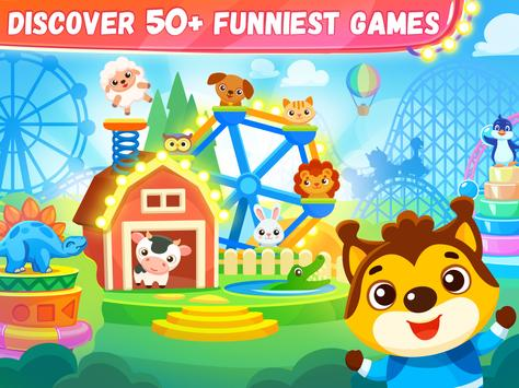 Educational games for kids & toddlers 3 years old screenshot 5