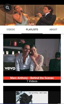 MARC ANTHONY SONGS screenshot 8