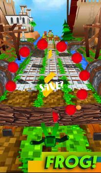 Amazing Frog Game Runner - Frog Craft screenshot 7