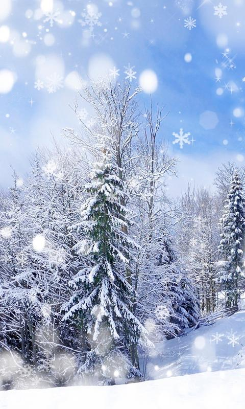 Snow Wallpaper Hd Fondos Y Temas For Android Apk Download