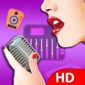 Penukar suara ikon