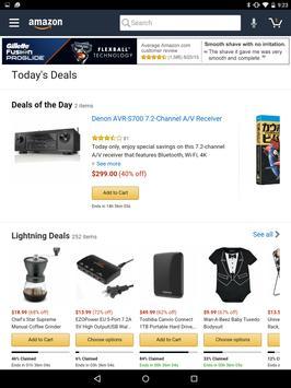 Amazon स्क्रीनशॉट 4