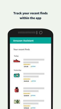 Amazon Assistant स्क्रीनशॉट 2