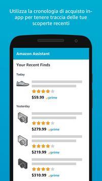 2 Schermata Amazon Assistant