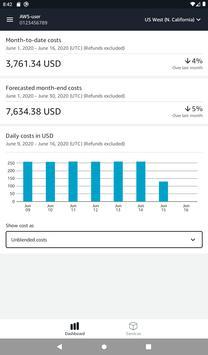 AWS Console screenshot 16