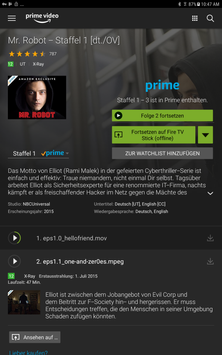 Amazon Prime Video Screenshot 11