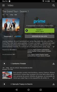 Amazon Prime Video imagem de tela 3