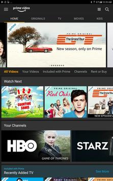 Amazon Prime Video imagem de tela 3