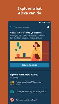 Amazon Alexa screenshot 6