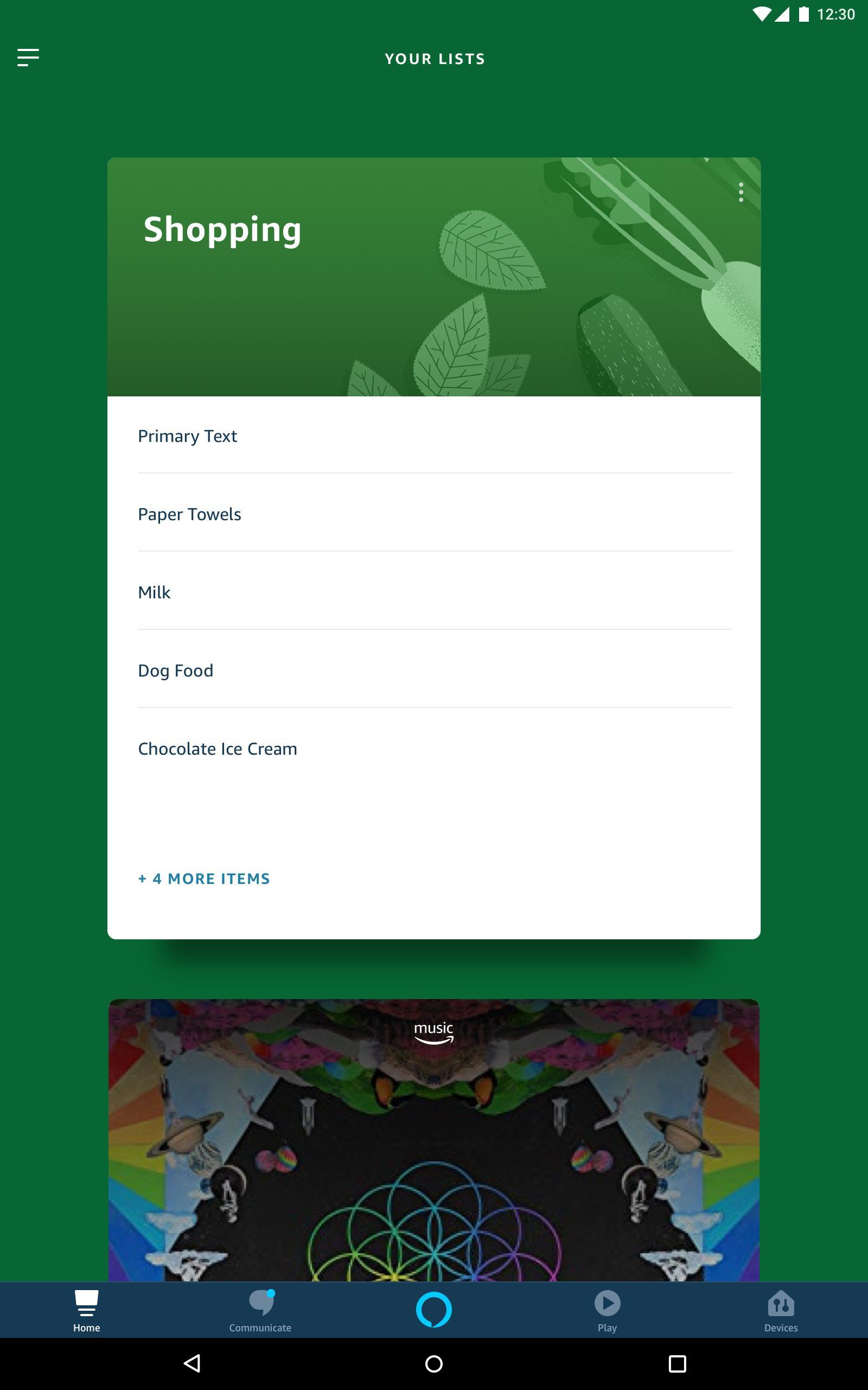 Amazon Alexa for Android - APK Download