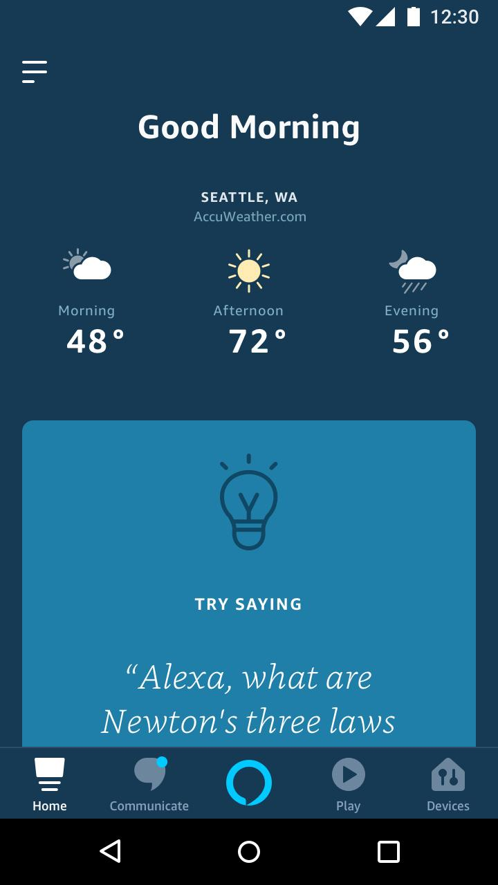 alexa app android download free