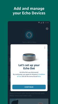 Amazon Alexa screenshot 1