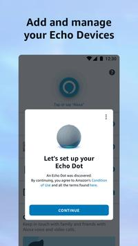 Amazon Alexa скриншот 1