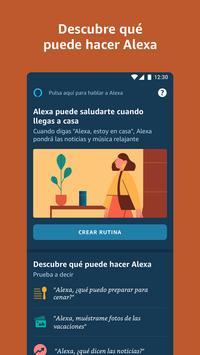Amazon Alexa captura de pantalla 6