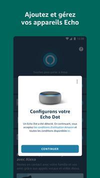 Amazon Alexa capture d'écran 1