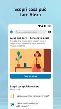 5 Schermata Amazon Alexa