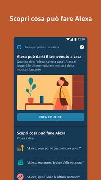 6 Schermata Amazon Alexa