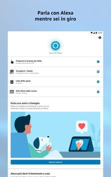 8 Schermata Amazon Alexa