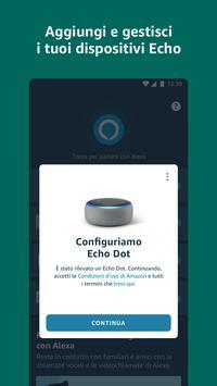1 Schermata Amazon Alexa