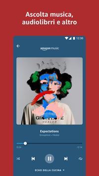 2 Schermata Amazon Alexa