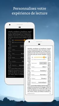 Kindle capture d'écran 3