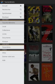 Kindle capture d'écran 5