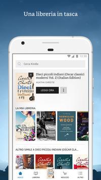 1 Schermata Kindle