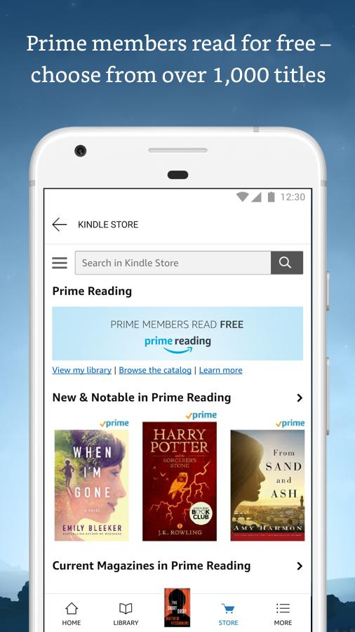 Amazon Kindle for Android - APK Download