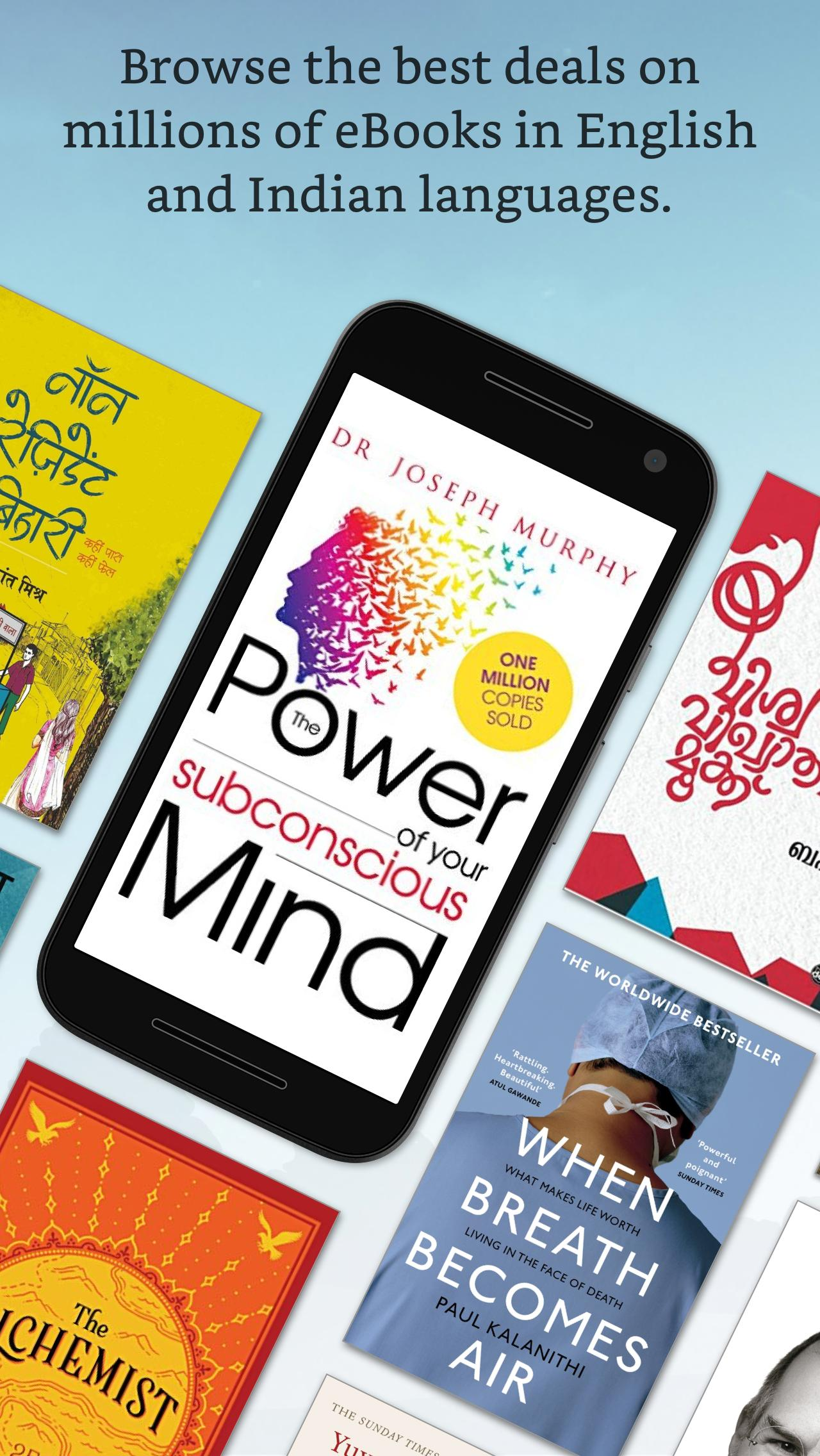 Amazon Kindle Lite – 2MB  Read millions of eBooks for Android - APK