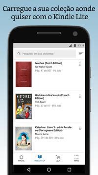 Kindle Lite imagem de tela 4