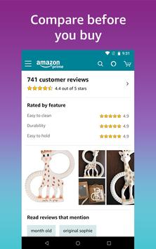 Amazon Shopping Ekran Görüntüsü 4