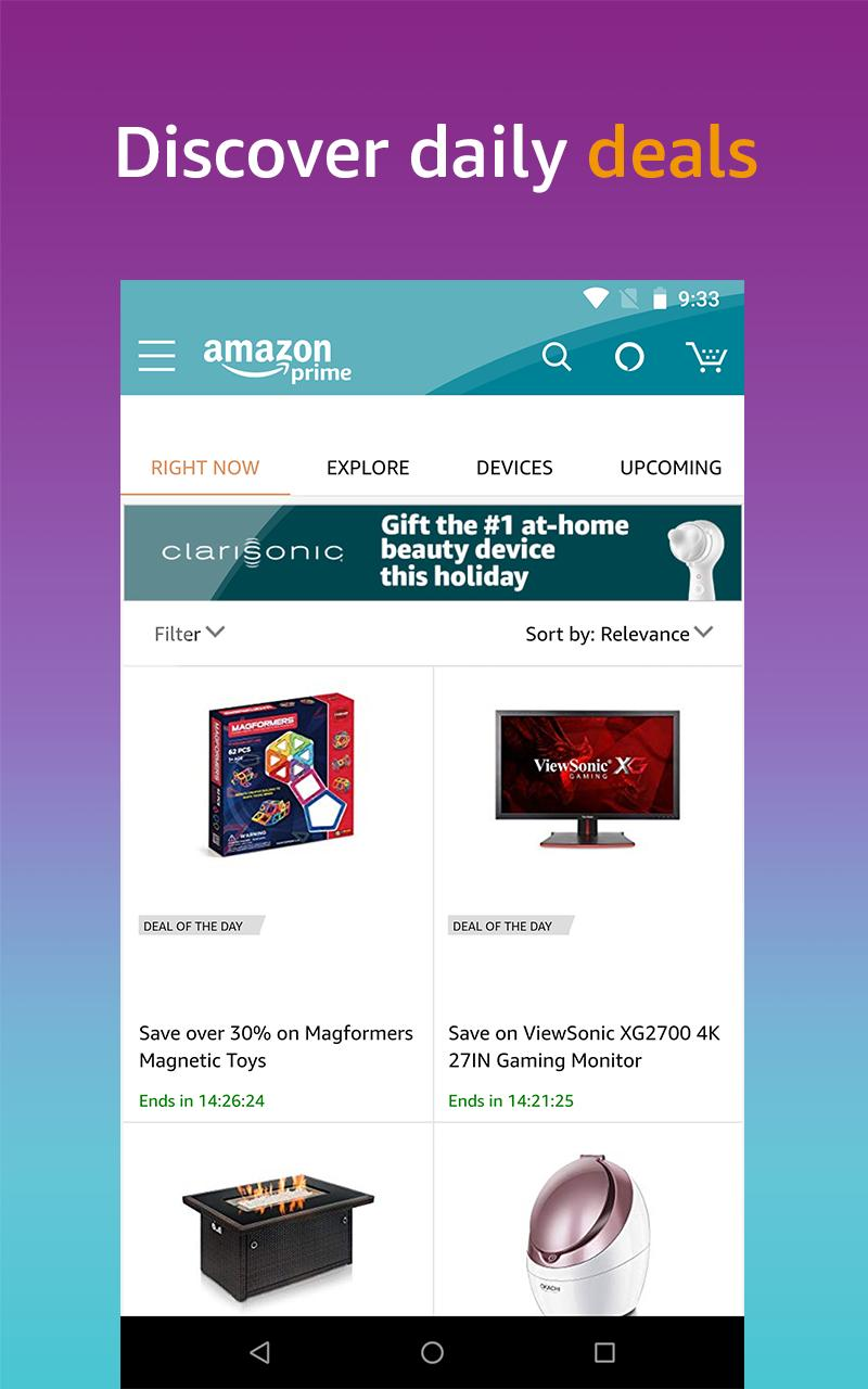 telecharger amazon appstore pour android