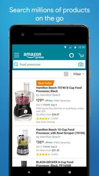 Amazon Shopping Plakat