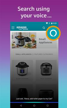 Amazon Shopping Ekran Görüntüsü 2
