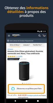 Boutique Amazon capture d'écran 5